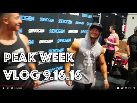 Jeremy Buendia Peak Week Vlog 9.16.16 teaser