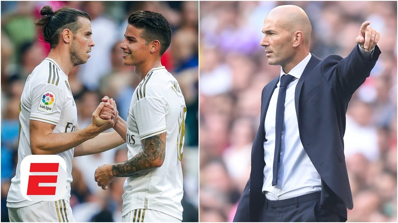 Real Madrid's revamp: Could Gareth Bale & James Rodriguez be given a chance?   ESPN FC