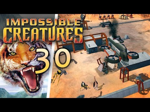 Impossible Creatures [#30] - Insektofanten und riesige Lager - Let's Play