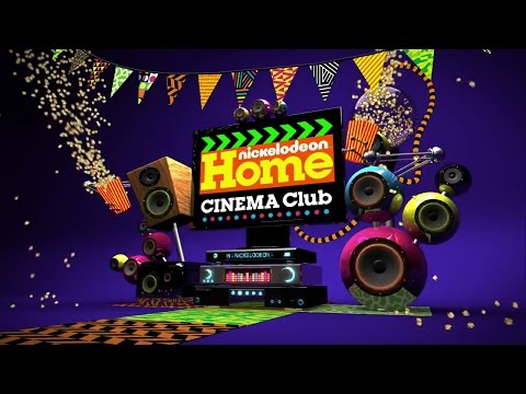 Nickelodeon Home Cinema Club