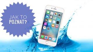 ✅ Jak poznat, že v iPhonu byla voda? (water damage)
