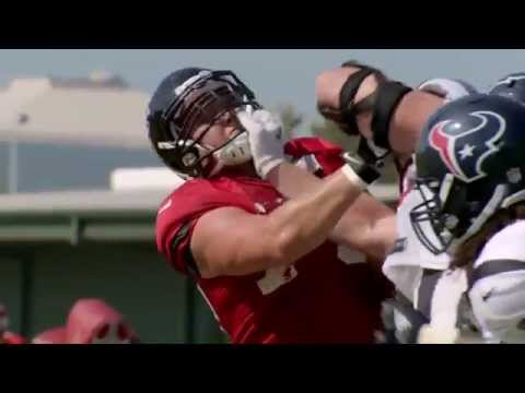 J.J. Watt is a MONSTER - Hard Knocks (2014 season)