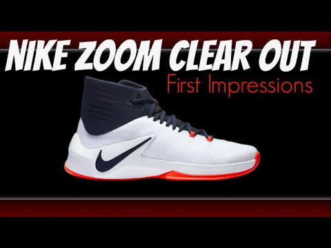 Nike Zoom Clear Out First Impressions/performance overview!