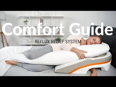 MedCline Reflux Relief Sleep System: Comfort Guide