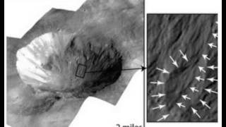 Surprise! Water Once Flowed On Huge Asteroid Vesta