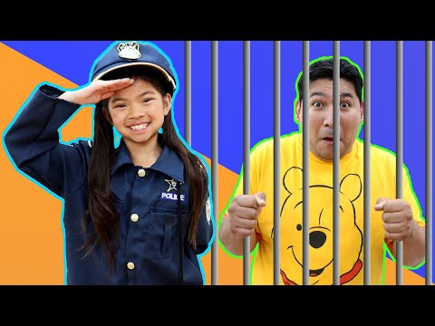 emma-pretend-play-funny-police-jail-story-for-kids-|-kids-have-fun-following-rules