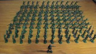 Plastic Army Men Music Video (HD)