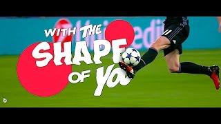 FOOTBALL SKILLS 2016/17 • Shape of You