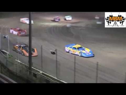 I-96 Speedway Fall Brawl Night One - UMP Late Models Heat 1