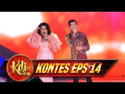 SANTAI Saja Aksi Bima Feat Bunda Rita Sugiarto Melawan [MBAH DUKUN] - Kontes KDI Eps 14 (23/8)