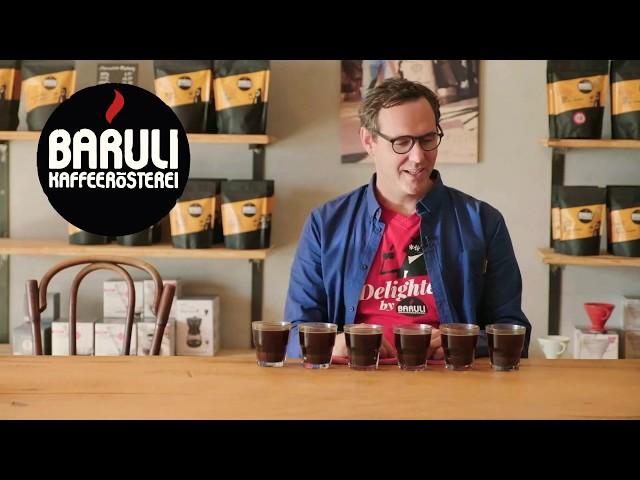 BARISTA verkostet Bio Kaffe aus dem Supermarkt / BARULI