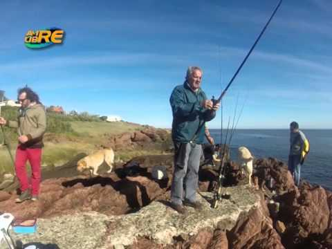 Pesca Variada Costa Punta Colorada Uruguay  BLOQUE 02