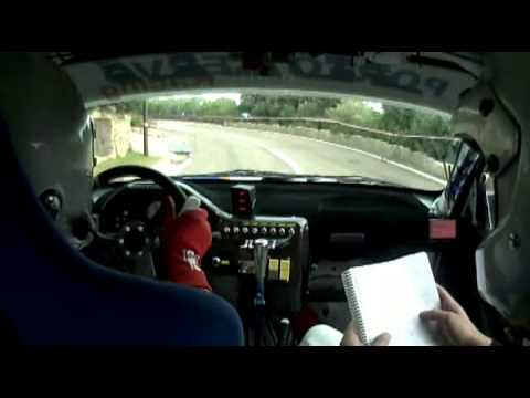 DERIU-LICERI PS 3 RALLY TERRA SARDA 2014