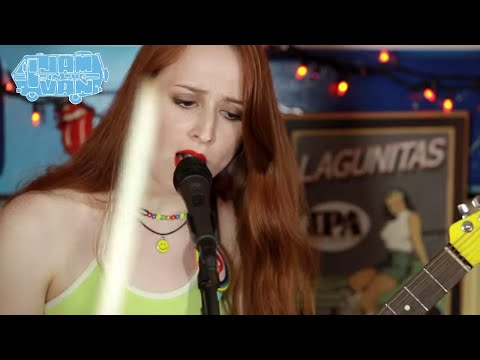 "THE LOVELY BAD THINGS- ""Space Waste"" (Live at Burgerama III) #JAMINTHEVAN"