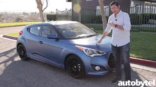 2016 Hyundai Veloster Turbo Rally Edition Test Drive Video Review w/ Matte Blue Paint(http://www.autobytel.com/hyundai/veloster/2016/?id=32972 If you are looking to drive something sporty on a daily basis but also need some practicality; then the ..., 2016-05-17T17:42:44.000Z)