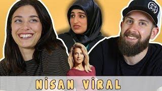 Gençlerin Tepkisi: Nisan Viral Videolar
