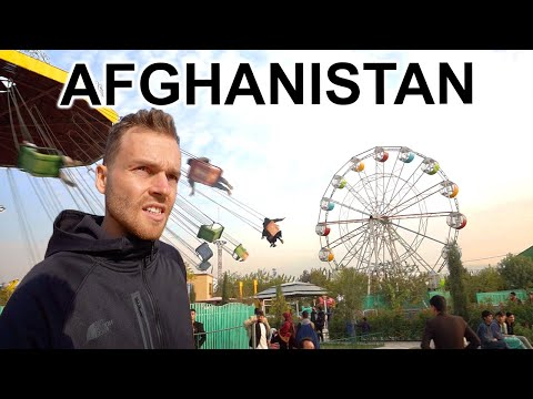 The Afghanistan you have NEVER SEEN (Reality in Afghanistan)
