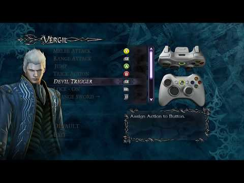 Devil May Cry 4: Special Edition Vergil NG Devil Hunter Speedrun in 1:11:24 (Current WR)