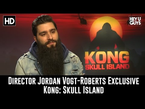 Kong Skull Island Director Interview - Jordan Vogt-Roberts clip