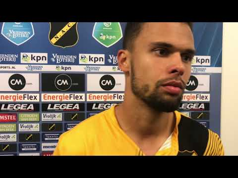 INTERVIEW   Mitchell te Vrede na NAC - Willem II