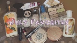 ♡JULY FAVORITES♡ Thumbnail