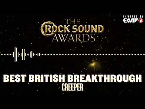 Rock Sound Awards Powered By EMP: Best British Breakthrough - Creeper
