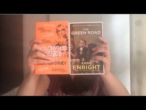 Victoria's Book Reviews: The Glorious Heresies by Lisa McInerney & The Green Road by Anne Enright
