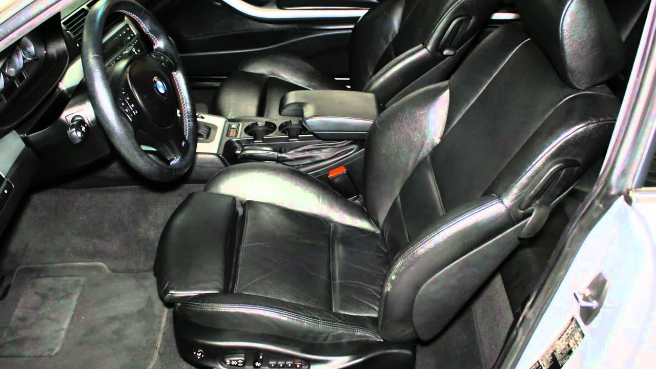 2001 Bmw 330ci E46 Dinan 3 Coupe Youtube
