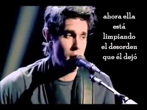 John Mayer - Daughters ( susbtitulada en español ) Live L.A