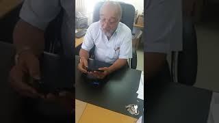 Ronaldo Jose da Silva, Presidente do Sinttromar,  Sindicato dos Trabalhadores Rodoviários de Maringá