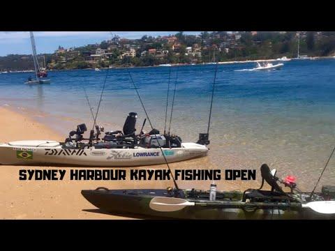 Sydney Kayak Fishing Open 27.10.19