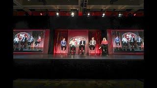 Video 49ers 2017 State of the Franchise Full Show download MP3, 3GP, MP4, WEBM, AVI, FLV September 2017