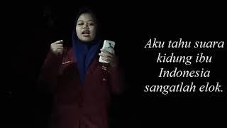 Puisi ibu Muslimah by IMM bangkalan
