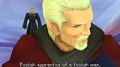 Kingdom Hearts 2 - [SPOILER] Ansem vs Xemnas and Riku's return full cutscene
