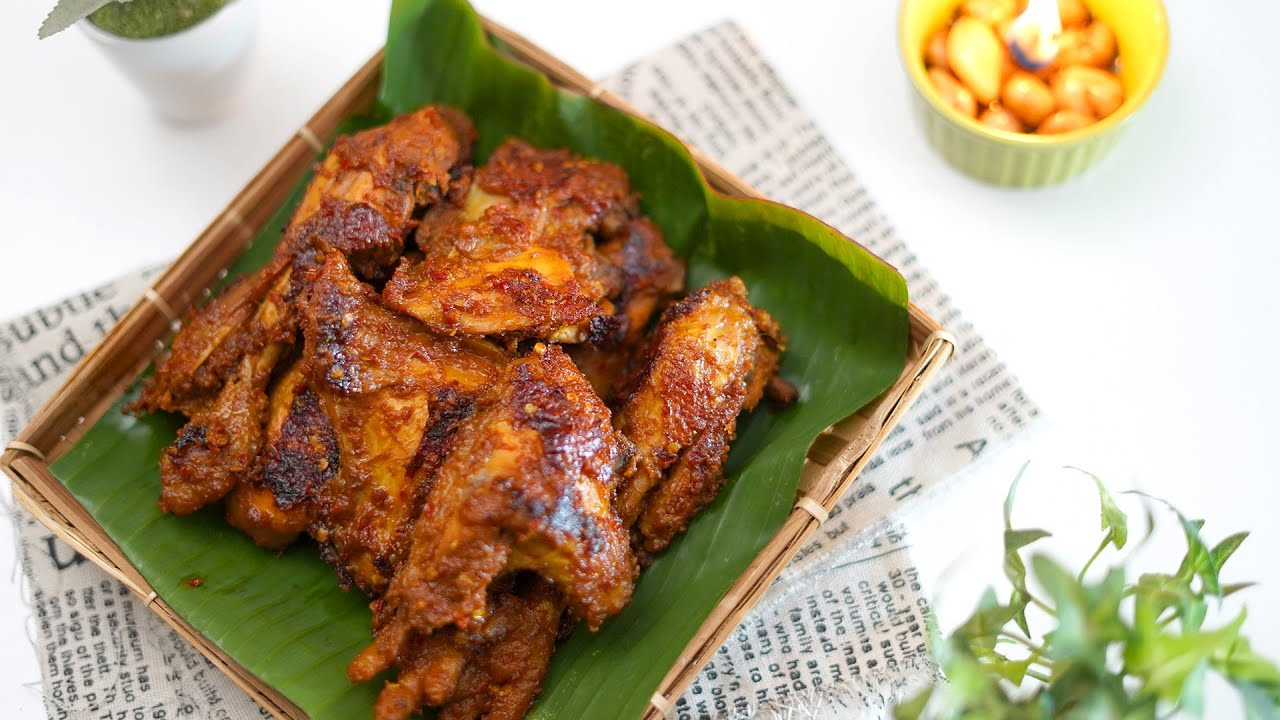 Download Resep Ayam Taliwang Khas Lombok
