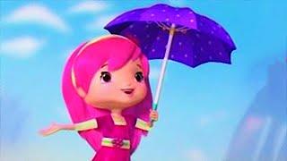 Красивые мультики Шарлотта Земляничка на весь экран - Звезда моды первая серия - лучшая