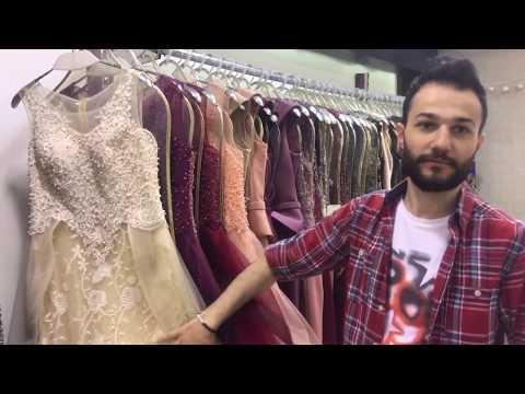 2f85f849d اتيليه نيو ستايل - لفساتين الزفاف و الخطوبه و السهره | FunnyCat.TV