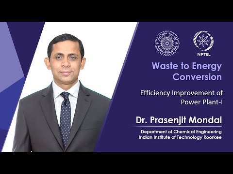 Efficiency improvement of power plant-1