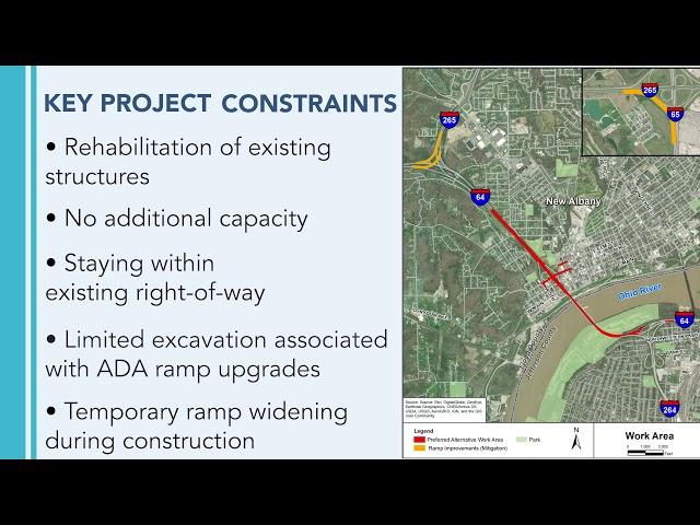 Environmental Document & Preferred Alternative Maintenance of Traffic Presentation (Recorded)