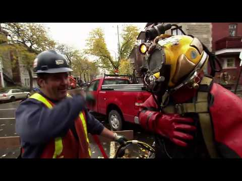 Commercial Diving in Montreal
