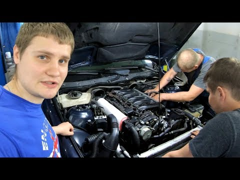дизельные моторы BMW М57
