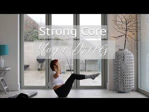 Strong Core Yoga Drills | Annie Clarke | Mind Body Bowl