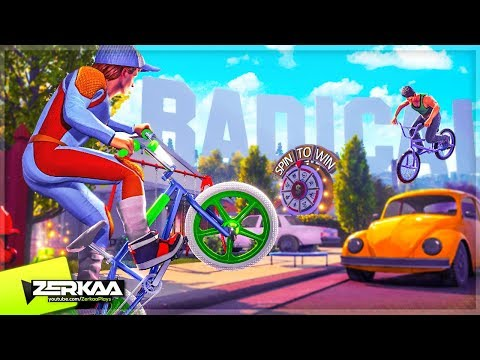 NEW *FREE TO PLAY* BATTLE ROYALE GAME (Radical Heights)