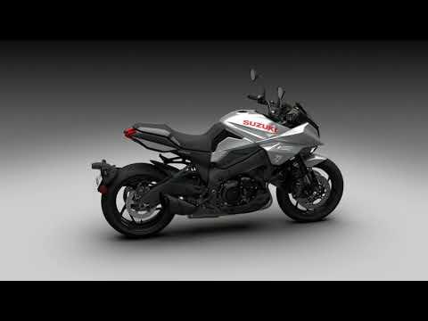 Suzuki GSXS #katana Features