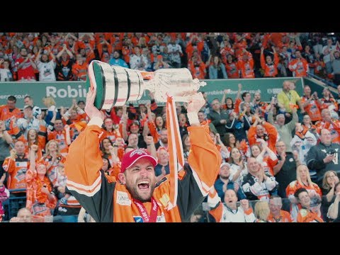 Sheffield Steelers - Play-off Champions 2017