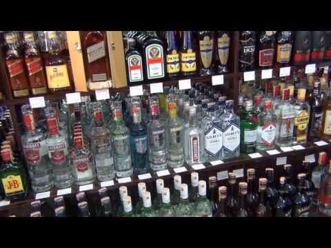 Alanya, Turkey, alcohol, beer prices (hinnat) in 2013/2015