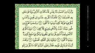 سورة المؤمنون مكتوبة كاملة ماهر المعيقلي surah Maher Almuaiql surah quran