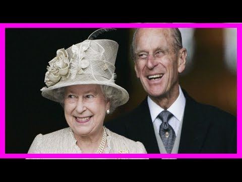 Breaking news queen elizabeth prince philip s th wedding