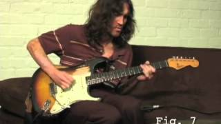 John Frusciante Lesson with Under the Bridge