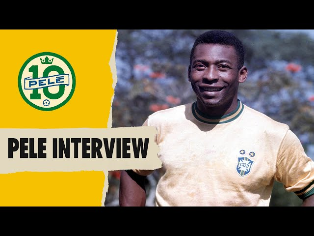 Pele's 80th Birthday Interview | FIFA World Cup